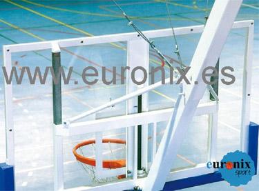 ECB0020. Bastidor basket-minibasket