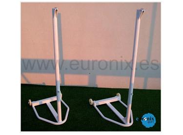 EPB001. Postes Badminton trasladables
