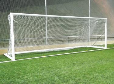 Portería de aluminio fútbol 11 portátil (EFPA010/ EFPA013)