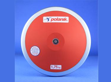(ERK017) Discos entrenamiento polanik (2Kg)