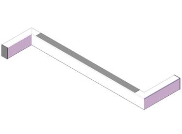 """(EF001) Barra de equilibrio en forma de """"S"""""""