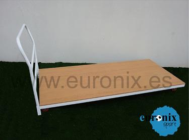 (EPF006) Carro Porta-colchonetas 2×1