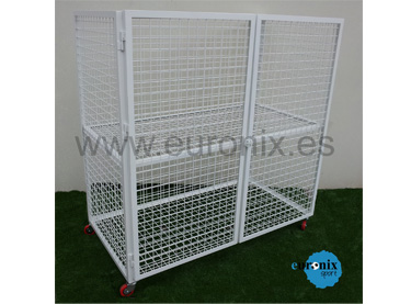 (EPF007 – EPF008) Muebles accesorios 2X1X0,5