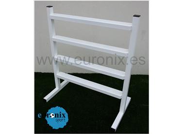 (EF011) Soporte mancuernas 4 alturas horizontal