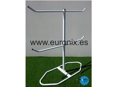 (EF045) Soportes aros y cuerdas de suelo