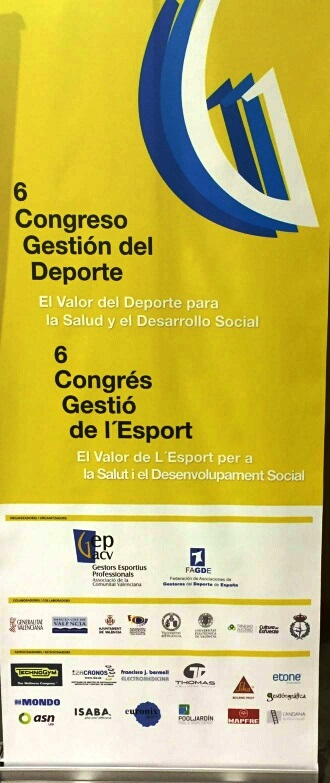 6th Congress of Sport Management in Valencia