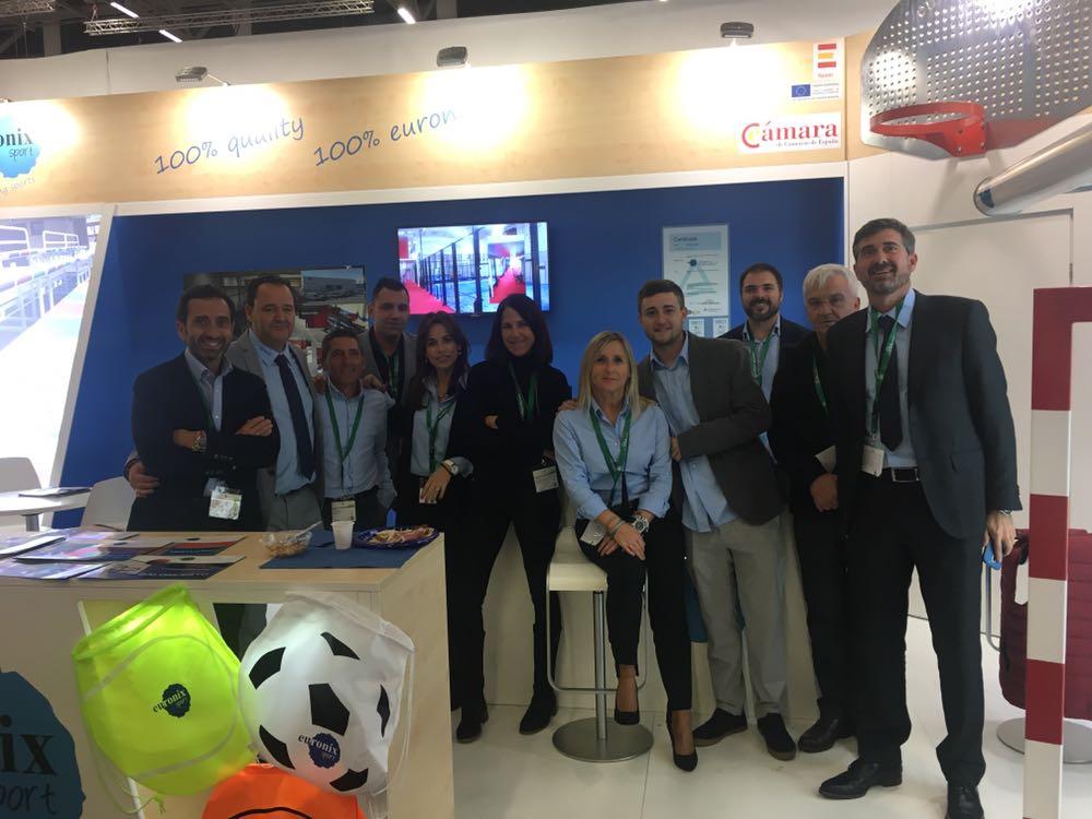 Equipo Comercial Euronix