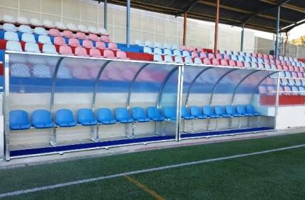 Banquillos Jugadores, Valencia