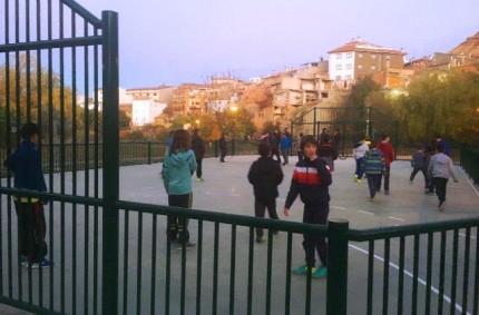 Multisports courts in Alcorisa