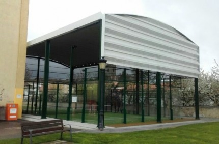 Padel Court and Cover