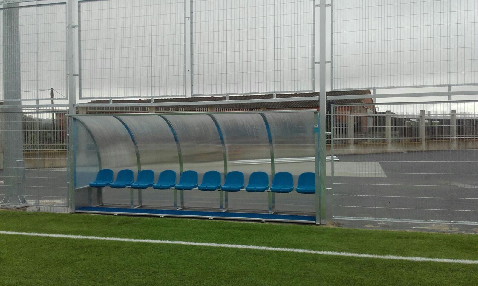 Nuevo Campo de Futbol 7 en el Colegio Maristas de Logroño