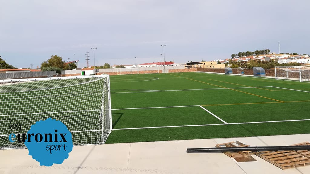 Campo de fútbol 7 de Valverde de Leganés 1