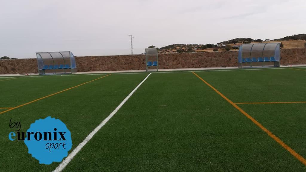 Campo de fútbol 7 de Valverde de Leganés 2