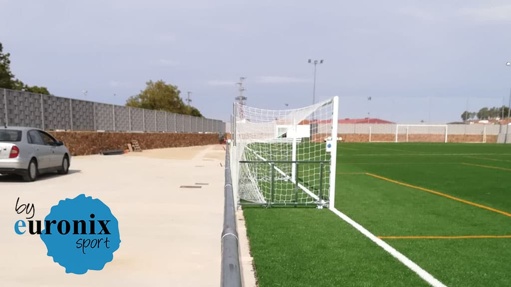Campo de fútbol 7 de Valverde de Leganés 3