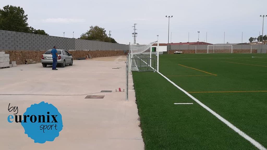 Campo de fútbol 7 de Valverde de Leganés 5