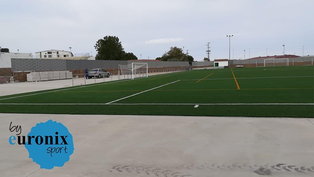 Campo de fútbol 7 de Valverde de Leganés 6