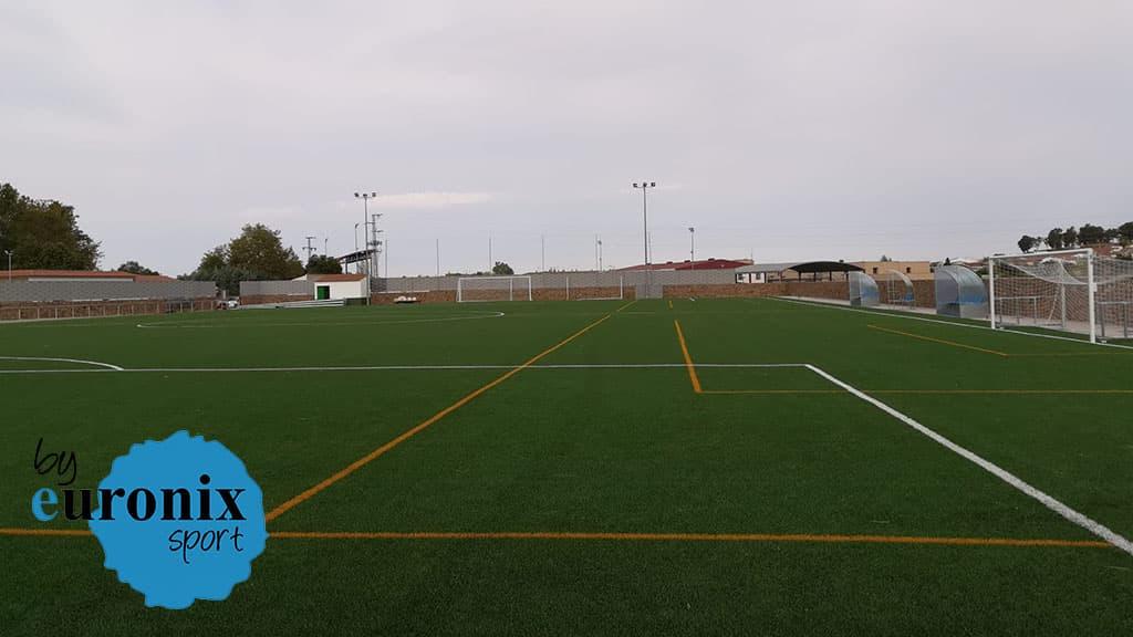 Campo de fútbol 7 de Valverde de Leganés 8