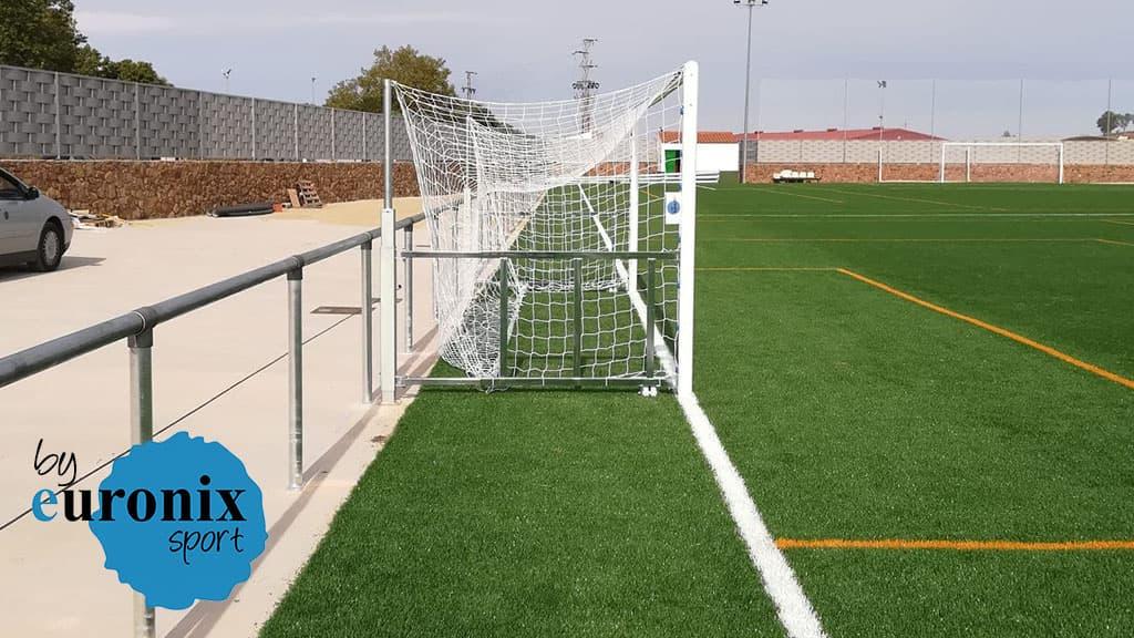Campo de fútbol 7 de Valverde de Leganés 9